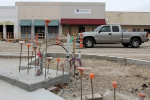 Downtown Streetscaping Project