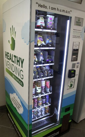 CTC Enactus Healthy Vending Machines