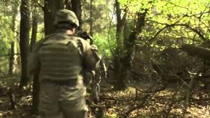 Fort Hood Soldiers Live Fire Training in Germany