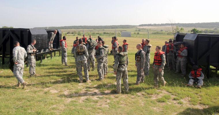 3rd Cavalry Regiment Helocast Exercise