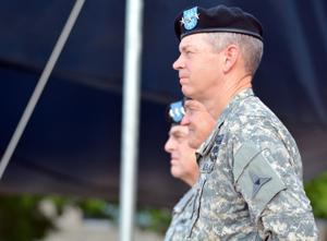 III Corps Command Change