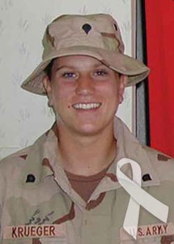 Sgt. Amy Krueger