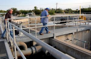 Copperas Cove Northwest Wastewater Treatment Plant