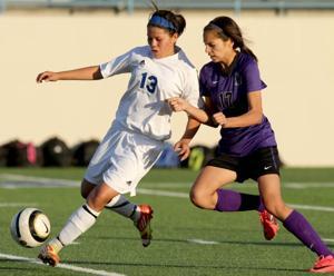 Lampasas vs College Station Girls' Soccer