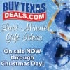 Shop BuyTexasDeals.com NOW for Excellent Holiday Gifts!