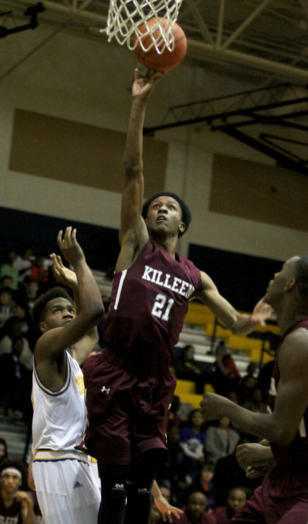 Copperas Cove vs Killeen Boys Basketball