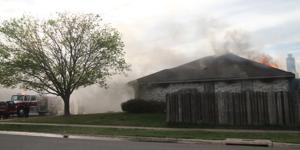 House Fire on Lisa Lane