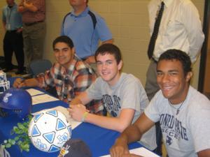 Lampasas signings