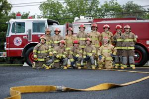 KISD Fire Cadets