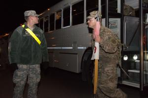 3rd Cavalry Regiment homecoming