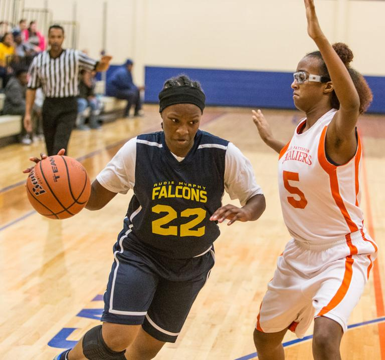 MIDDLE SCHOOL BASKETBALL: Lady Cavs rolling along in 8A tournament