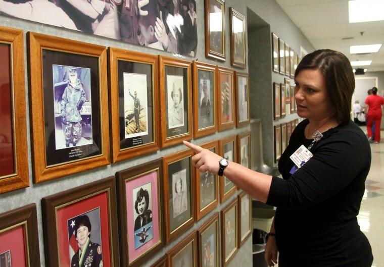 Women Veterans Using VA Services