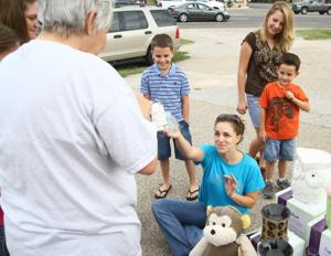 Fundraiser for Cove Animal Control
