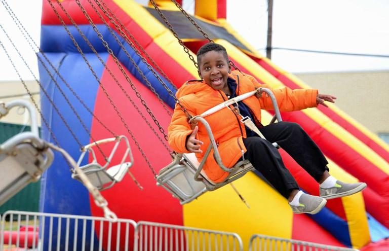 Krist Kindl Markt offers fun for all ages