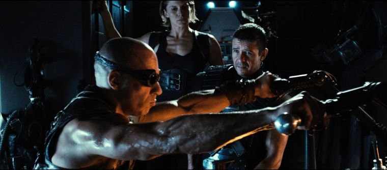 Film Review Riddick