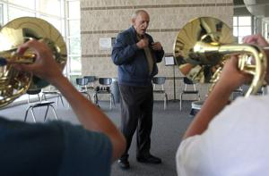 Harker Heights Concert Band conductor Carlton Morris passes at 85
