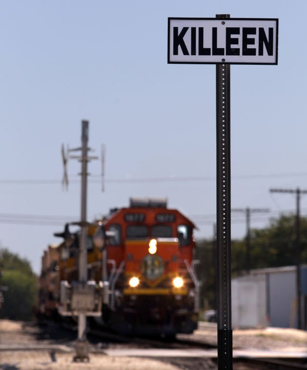 Killeen railroad