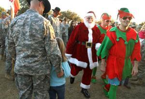 Homefront: Santa on a Stryker