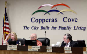 Copperas Cove City Council Meeting