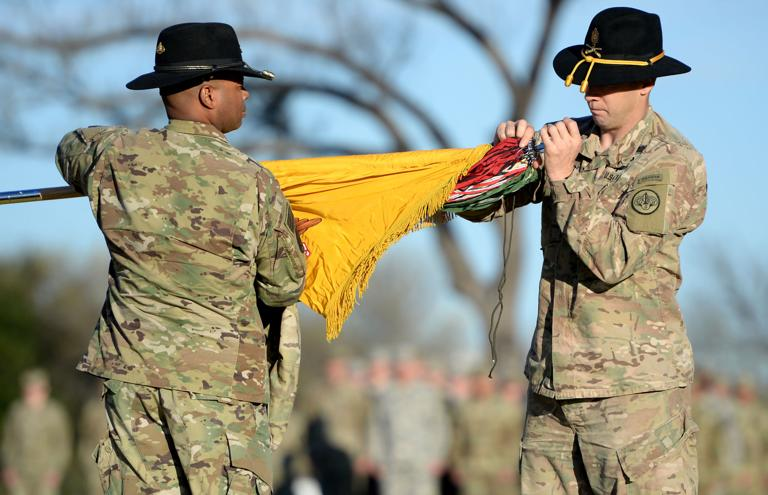 3rd Cavalry Regiment officially home from Afghanistan deployment