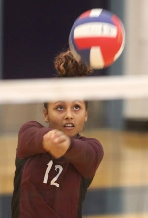 Killeen and Florence Volleyball