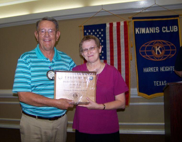 Kiwanian of the Year