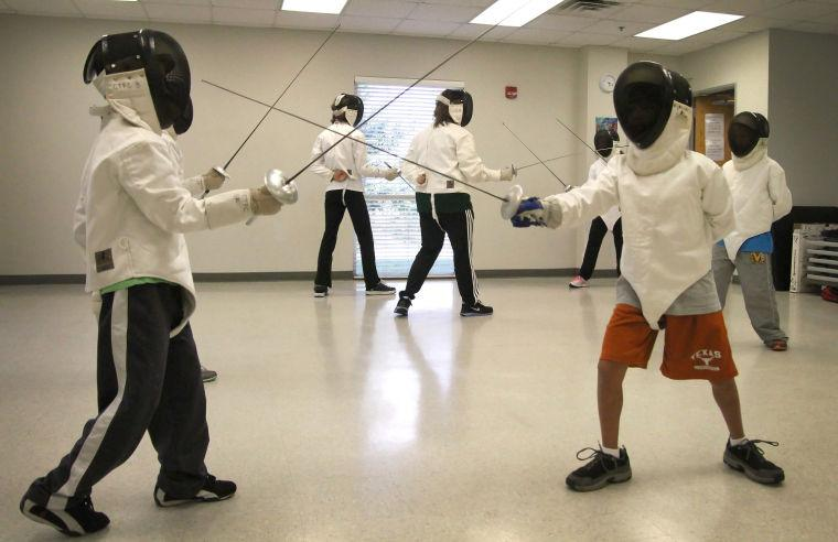 Central Texas Fencing Club