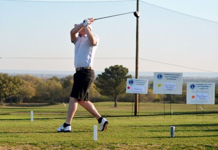 Cove Lions Club Golf Tournament