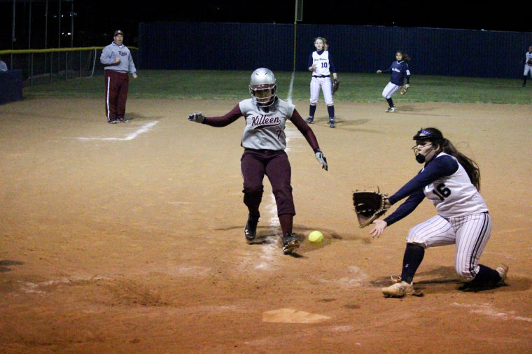 Killeen at Shoemaker Softball