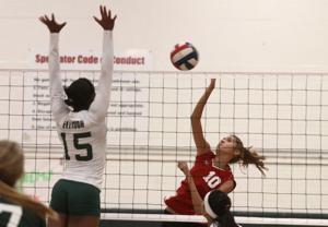 Volleyball: Ellison v. Harker Heights