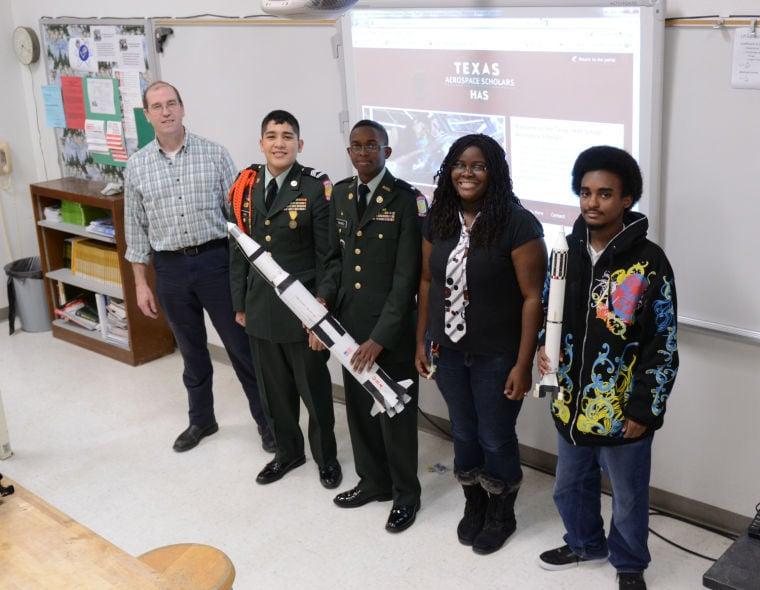Shoemaker students named NASA Scholars