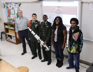 Shoemaker students named NASA Scholars