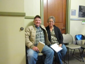 Lampasas County elections, supporters