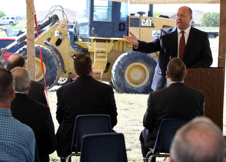 Rosewood Drive Project Groundbreaking