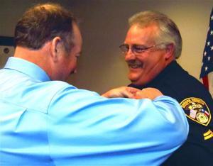 HHPD promotes officer