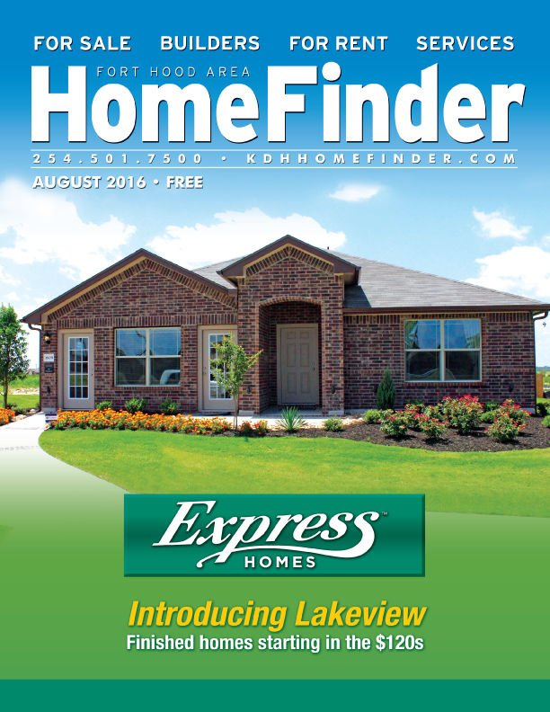 HomeFinder (August 2016)