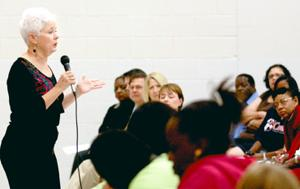 NAACP event focuses on education