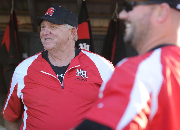 Heights Baseball Coach Retires