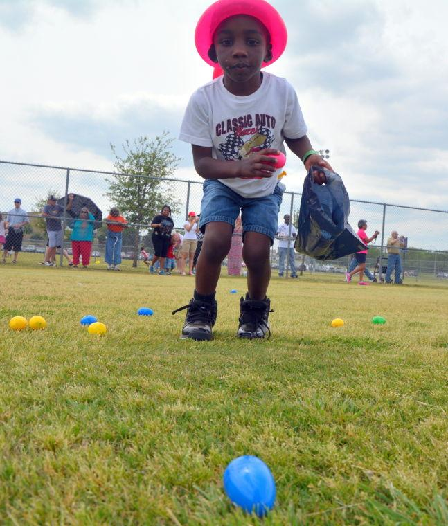 Killeen egg hunt