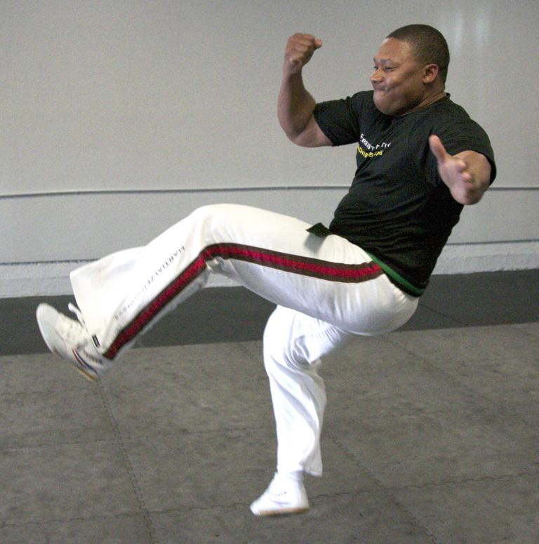 504th soldier shows discipline, resiliency through martial arts