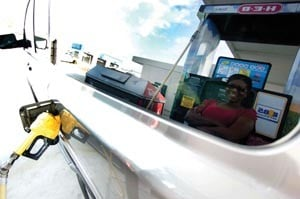 H-E-B pump popular for flex-fuel cars
