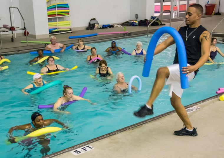 Water AerobicsWater Aerobics Videos