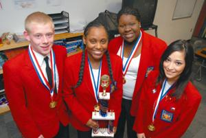 Shoemaker team heads to nationals