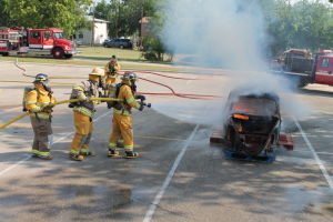 2012 Citizens Fire Academy