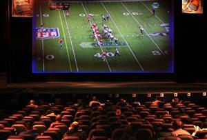 Super Bowl at Fort Hood