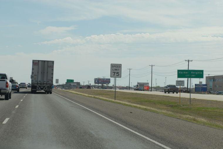 75 mph speed limit