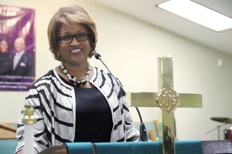 Bishop Vashti Murphy McKenzie