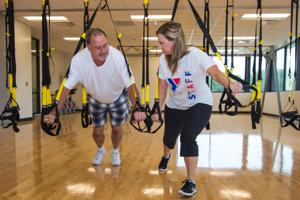 ARMED SERVICES YMCA HARKER HEIGHTS-Charter Members Tour