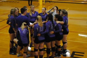 Florence volleyball