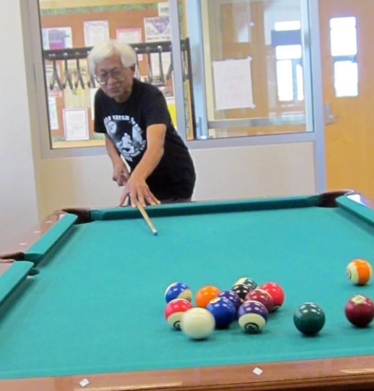 Lions Club Senior Center